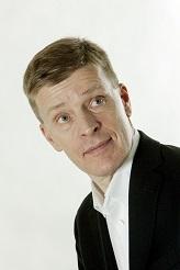 Åbo Akademin professori Kim Wikström.