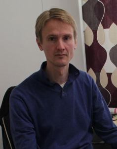 Janne Seppä. Kuva: Leo Jaakkonen