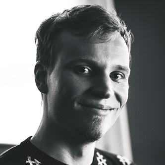 Tuomas Aitonurmi. Kuva: Kristian Tervo