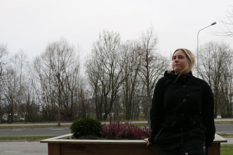 Tammelin selätti luusyövän teini-iässä, mutta taudin myöhäisvaikutukset näkyvät hänen elämässään edelleen. Kuva: Markus Okker