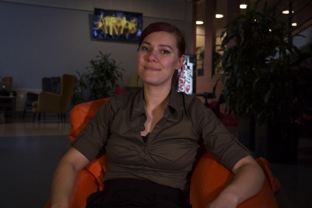 Eeva-Leena Keskinen