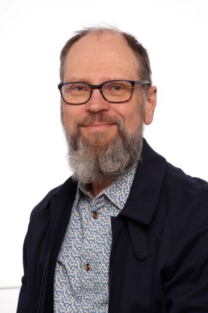 Henkilökuva Reijo Kupiainen