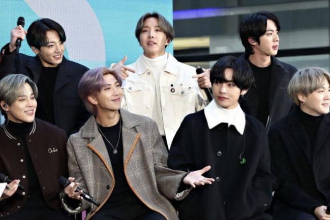 BTS-yhtye.