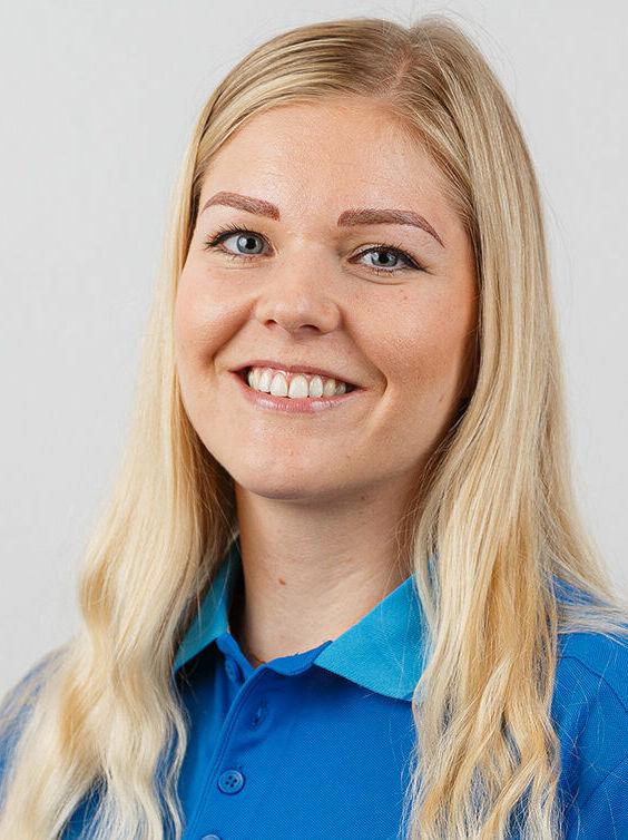 Annamari Ahonen, kuva: Suomen Urheiluliitto